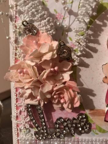 Tilda Love flowers